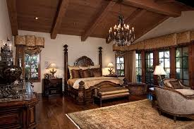Chandelier Hardware Mediterranean Master Bedroom With French Doors By Smith Brothers