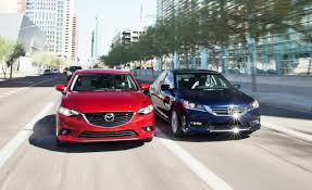 2014 mazda 6 grand touring vs 2013 honda accord ex l u2013 comparison