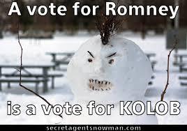 Frosty The Snowman Happy Birthday Meme - don t vote kolob