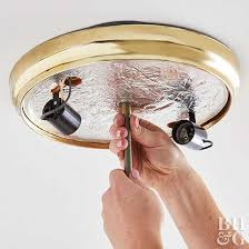 how much to install a light fixture how to install flush mounted lights