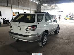 lexus rx 300 images lexus rx300 2003 pearl white no hit 100 in phnom penh on khmer24 com