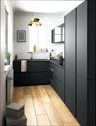 plan travail cuisine bois cuisine noir bois et beautiful fabulous cuisine mat plan travail