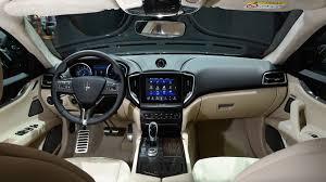 maserati 2017 interior maserati at the paris motor show debuts for the new quattroporte