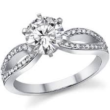 pretty engagement rings the ten most beautiful moissanite engagement rings bestbride101