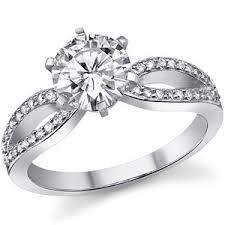 most beautiful wedding rings the ten most beautiful moissanite engagement rings bestbride101