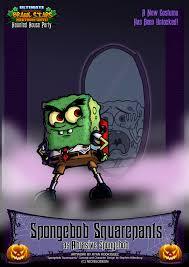 spongebob halloween background spongebob squarepants character cartoon crossover wiki