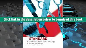 download exam rvw profnl barber styling scali sheehan full book