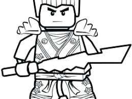 Coloriage Ninja Lego A Coloriage Lego Ninjago En Ligne  aoqiuinfo
