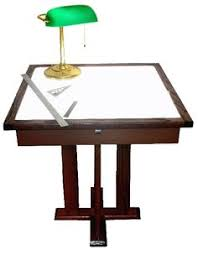 Drafting Table Light Mayline Lighted Drafting Table Light Tables Drafting Tables