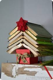 christmas crafts and decorations book themed ideas a book long enough