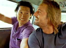 pic u0027lost u0027 reunion photo see josh holloway u0026 daniel dae kim