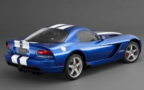 Dodge Viper 1990 - moderate cars october 2010