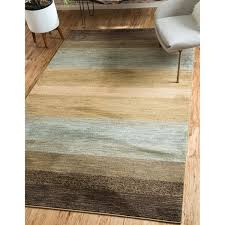 12 By 16 Area Rugs Nomad Multi Stripe Area Rug 12 2 X 16 Free Shipping