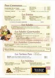 restaurant le bureau epinal restaurant au bureau carte et menus