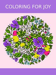 mandala coloring book calm color therapy app store