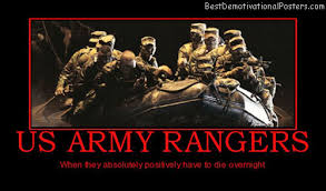 Army Ranger Memes - us army rangers demotivational poster