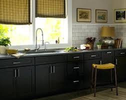 Black Shaker Kitchen Cabinets Black Shaker Kitchen Cabinets Black Minimalist Kitchen Cabinets