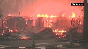 How Many Wildfires In Canada by Fort Mcmurray Fire Entire Canadian City Evacuated Cnn