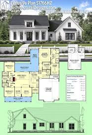 modern farm house plans plan 51766hz mid size exclusive modern farmhouse plan farmhouse