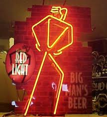 vintage coors light neon sign neons