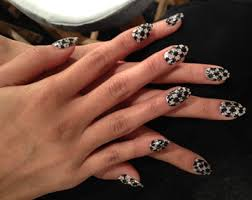 top five nail trends of mercedes benz new york fashion week 2013