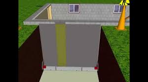 foundation repair fix basement toronto youtube