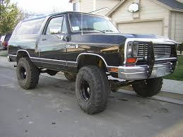 86 dodge ram 86 dodge ram charger on 37s pirate4x4 com 4x4 and road forum