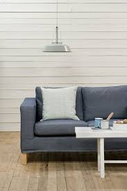 Ikea Karlanda Sofa Trend Alert Denim It U0027s A Cover Up