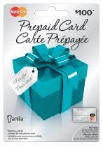 prepaid mastercard vanilla prepaid one card a million options