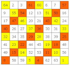 anything but square from magic squares to sudoku plus maths org