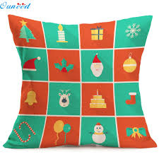 Small Decorative Christmas Pillows by Popular Decorative Christmas Pillow Buy Cheap Decorative Christmas