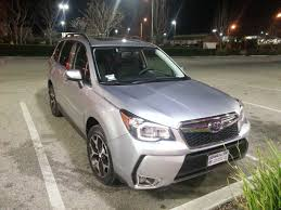 subaru forester xt 2017 finally pulled the trigger 14 forester xt touring subaru