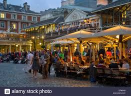 family restaurant covent garden evening at the restaurants and shops of covent garden london