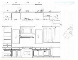 Kitchen Cabinets Height From Floor Kitchen Cabinet Standard Sizes Everdayentropy Com