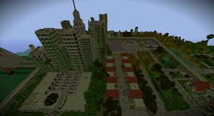 Mimecraft Maps Zombie Apocalypse Survival For 1 8 Maps Mapping And Modding