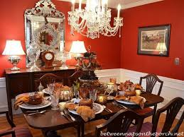 thanksgiving dining room table decorations thanksgiving table
