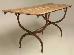 antique demilune console table the high artistic aspect of