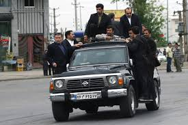 military police jeep iranian regime repression toolkit uani