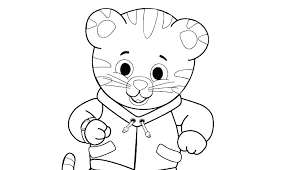 coloring page tiger paw coloring pages of cute tigers coloring page tiger tiger coloring