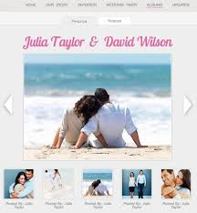 free wedding website wedding websites create customize your wedding website wedbuddy