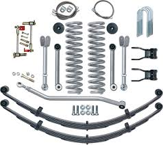 jeep xj leaf springs rubicon express 4 5 flex suspension system with leaf
