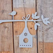 wall décor birdhouse with branch i do inspirations wedding