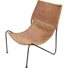 Rattan Accent Chair Reserved For Violinswonh Wrought Iron And Rattan Patio Chair
