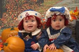 Raggedy Ann Andy Halloween Costumes Adults 17 Halloween Costume Ideas Twins