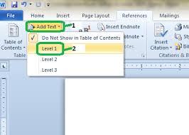 membuat daftar isi table of contents di word 2007 cara membuat daftar isi otomatis pada microsoft word 2010 binus