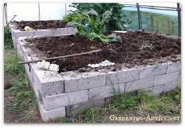 Raised Garden Bed On Concrete Patio Raised Garden Bed On Concrete Building Raised Garden Beds For