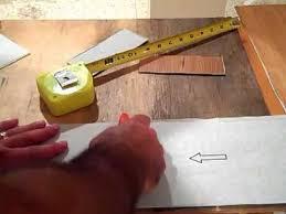self adhesive vinyl wood planks basement installation