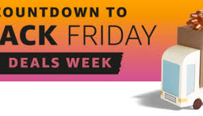 does amazon participate in black friday amazon is kicking off a huge black friday like sales event called