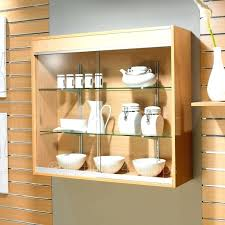 Wall Mounted Display Cabinets With Glass Doors Wall Display Cabinet Spark Vg Info
