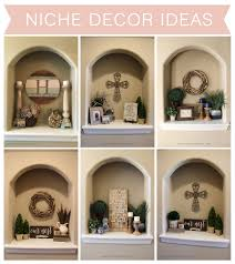 niche decor ideas the hamby home